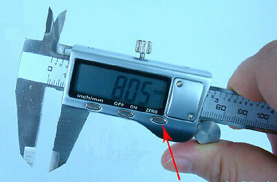 0-300mm 12 Stainless Steel Digital Vernier Caliper Micrometer Guage Mms