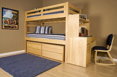 University Loft Graduate Series Bunk Bed