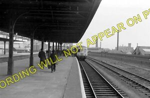 Leicester Central Railway Station Photo. Great Central Railway