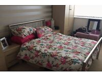 Furnished two bedroom flat for rent - Liverpool - one mile from centre - gym and parking