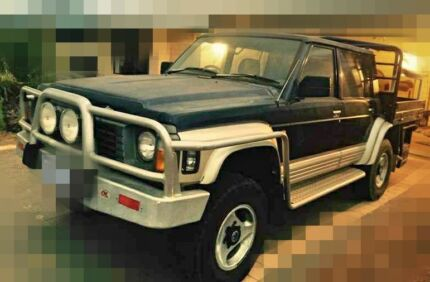 1997 Nissan Patrol Ute Wedgefield Port Hedland Area Preview