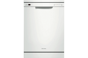 Fisher & Paykel White Freestanding Dishwasher Narraweena Manly Area Preview