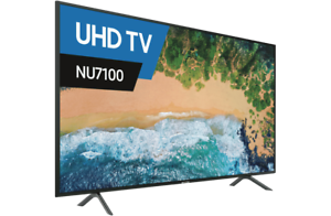 "Samsung NU7100 65"" 4K UHD Smart LED TV"