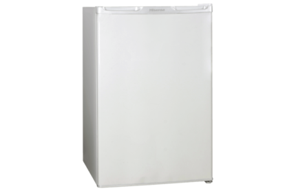 Hisense 120L White Bar Fridge x2