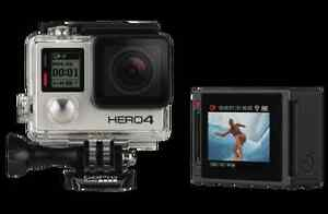 GoPro Hero4 Silver Edition - NEED THIS GONE ASAP Umina Beach Gosford Area Preview