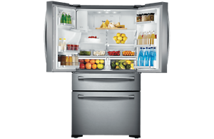 680L Samsung French Door Fridge Cleveland Redland Area Preview