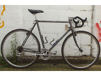 Vintage road bike DAWES GALAXY 23inch REYNOLDS 531 - serviced & warranty - Welcome for test ride
