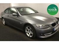 £212.39 PER MONTH 2012 BMW 320 2.0 SE COUPE DIESEL AUTOMATIC 2 DOOR