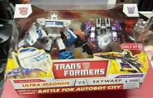 Hundreds of Transformers to choose from Aspley Brisbane North East Preview