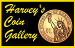Harvey's Coin Gallery