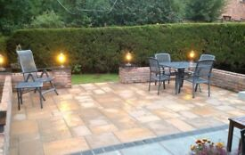 Delivery in Northern Ireland included. 20m2 of Brindle paving