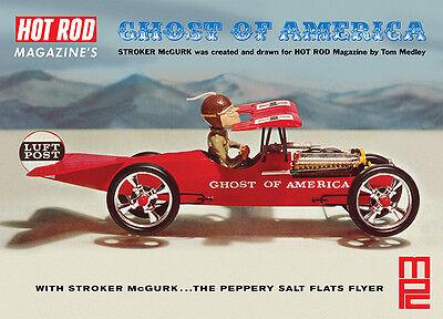 "MPC STROKER MCGURK GHOST OF AMERICA ""FLYING CAR"" model kit 1/18"
