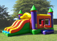 INFLATABLE BOUNCE HOUSE RENTALS!