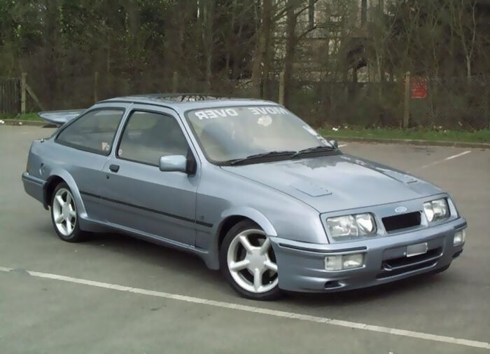 Top 3 Features of the Sierra Cosworth