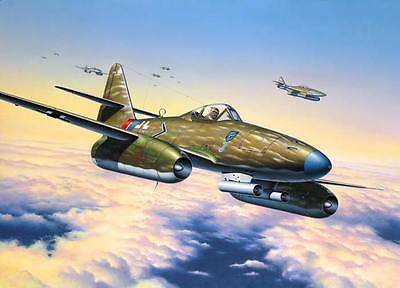 NEW Revell Germany 1/72 Me262 A1A 04166