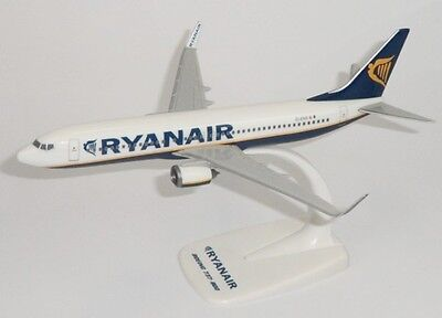 Ryanair Boeing 737 800 Ei Enx Desk Top Display Model Jet Plane 1 200 Am Airplane