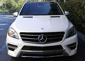 2015 Mercedes-Benz ML550 402 HP! 45K LOW KM!