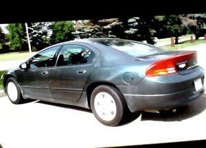 2002 Chrysler Intrepid Sedan