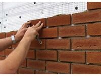 BRICK SLIPS APPROX 4000 AND 152 CORNERS SLIPS NO DELIVERLY BUT CAN ASSIST IN LOADING IM LOCAL