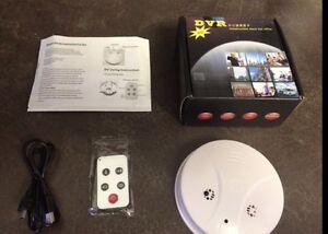 New Smoke detector hidden camera.