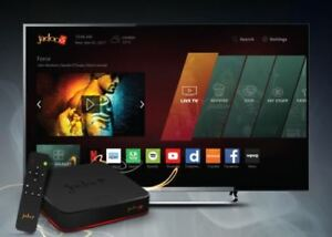 Jadoo TV 5 * 2 years Warranty * With Android Box and lot more  J
