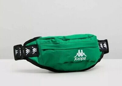Kappa Fanny Pack Waist Bag Green