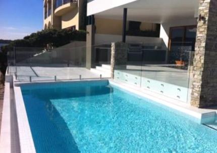 Glass Swimming Pool Fencing in Adelaide