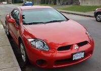 2007 Mitsubishi Eclipse Coupe WITH EXCELLENT CARPROOF