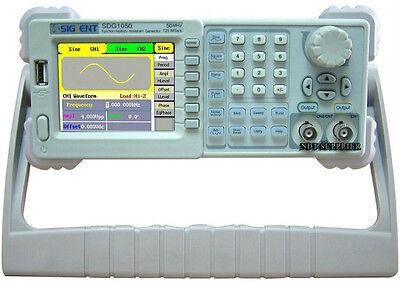 Siglent Sdg1050 Signal Generator Functionarbitrary Waveform Generator 50mhz