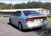 Subaru RX 2.5 litre with 6 months rego Parramatta Parramatta Area Preview