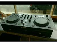 Dj all in one cdj usb speakers amp new