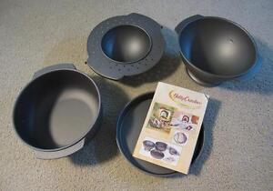 Betty Crocker Bake N Fill Cake Pan W Dome Cake Pan New