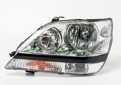 NEWMAR MOUNTAIN AIRE 2005 2006 HEADLIGHT HEAD LIGHT LAMP RV - LEFT