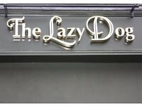 Chef required for The Lazy Dog, Bristol