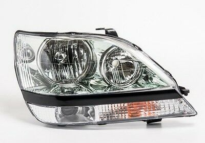 NEWMAR MOUNTAIN AIRE 2005 2006 HEADLIGHT HEAD LIGHT LAMP RV - RIGHT