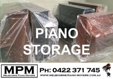 Piano Storage - Upright, grand, baby grand. Melbourne. Bayswater North Maroondah Area Preview