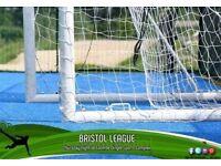 Bristol 6-a-side Teams Needed!