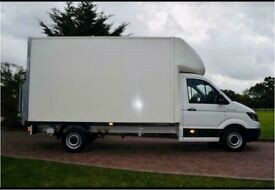 Man with van full house removal office commercial moving sofa furniture moving man and van local