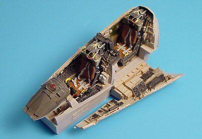 Aires 1/48 F-4B/N Phantom II Cockpit Set For Hasegawa kits 4155