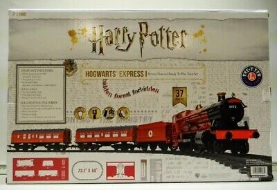 LIONEL LARGE SCALE HOGWARTS EXPRESS PASSENGER READY-TO-PLAY TRAIN SET 711960