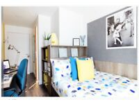 Catherine House student accommodation - private en-suite room within a shared 4 bedroom apartment