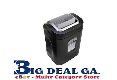 New Royal 16 Sheet Paper Shredder Big 7.4 Gallon Heavy Duty Commercial Crosscut