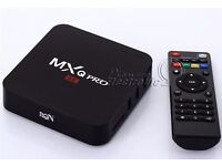 *NEW* Android Box - MXQ Pro 4K. Turn your HD TV into a SMART TV Kodi system FULLY CONFIGURED