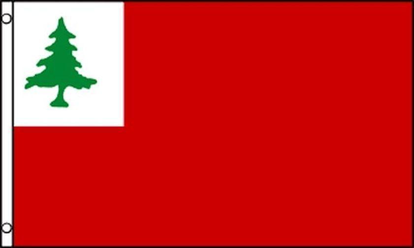 NEW ENGLAND FLAG 3' x 5' - CONTINENTAL FLAGS 90 x 150 cm - B