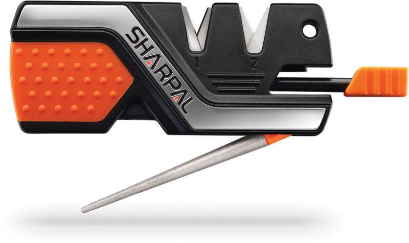 Sharpal 6-In-1 Knife Sharpener & Tool  101N