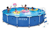 Intex Metal Frame Pool 15