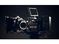 Red Camera with Cameraman Music Videos / Commercials / Branded content