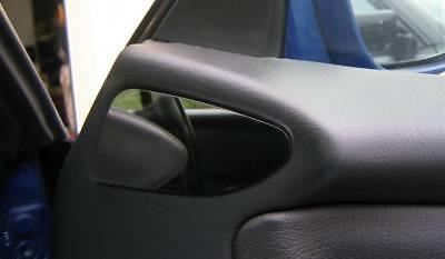 D Mercedes SLK R170 Chrom Blende für die Tür - Edelstahl poliert