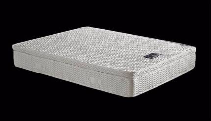 Royal Mattress Euro Top Spine Care Memory Foam Mattress King Size Kingswood 2747 Penrith Area Preview