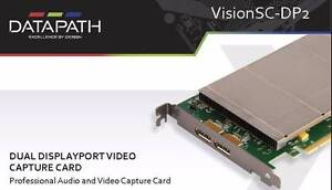 Video Capture Card - Display Port capture 4k 60FPS Zero Lag RARE Campbellfield Hume Area Preview